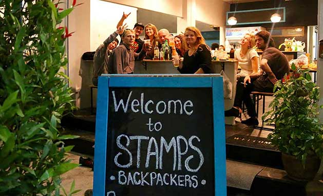 All About Stamps Backpackers - the best hostel in Chiang Mai - Our Philosophy